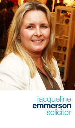 Jacqueline Emmerson Family Law Solicitor
